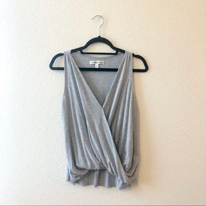 Abercrombie & Fitch Gray Tank